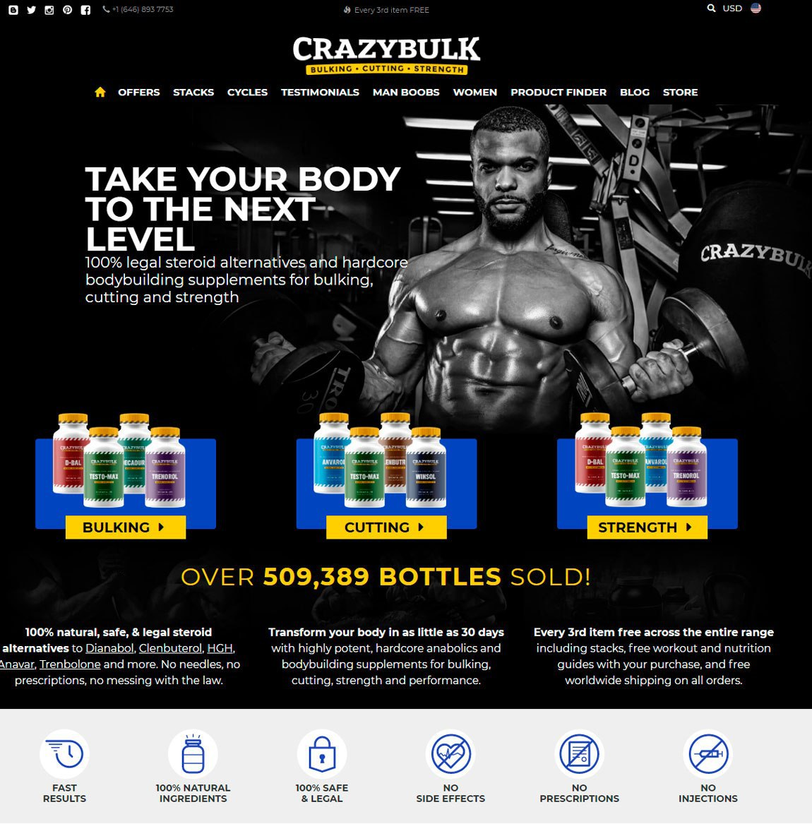 What is the best supplement for bulking
